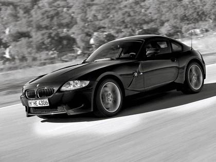 2007 BMW Z4 M coupé 12