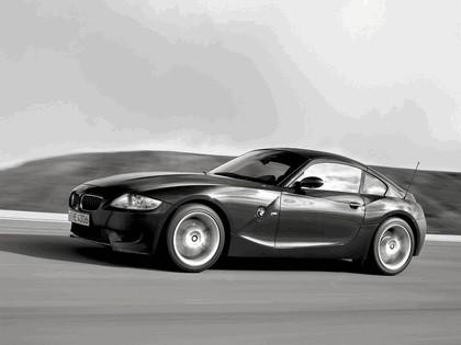 2007 BMW Z4 M coupé 13