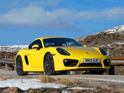 2013 Porsche Cayman ( 981C ) S - UK version 2