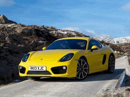 2013 Porsche Cayman ( 981C ) S - UK version 3