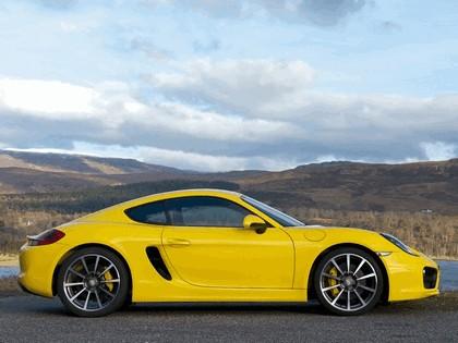 2013 Porsche Cayman ( 981C ) S - UK version 8