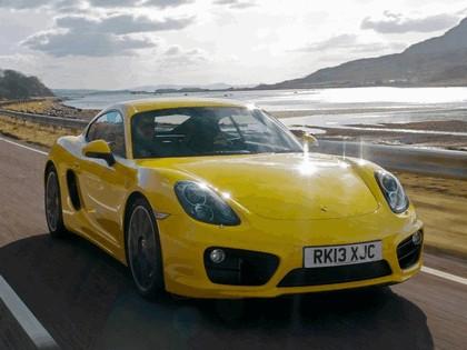 2013 Porsche Cayman ( 981C ) S - UK version 13