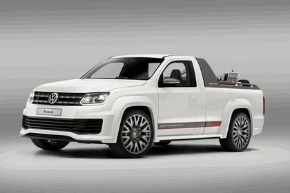 2013 Volkswagen Amarok Power-Pickup 1