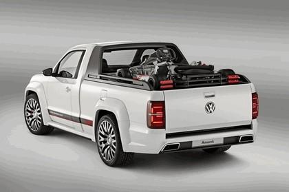 2013 Volkswagen Amarok Power-Pickup 2