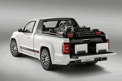 2013 Volkswagen Amarok Power-Pickup 3