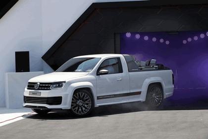 2013 Volkswagen Amarok Power-Pickup 4