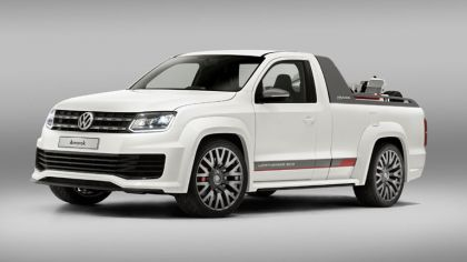 2013 Volkswagen Amarok Power-Pickup 5
