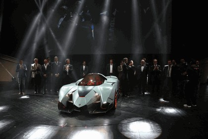2013 Lamborghini Egoista 12