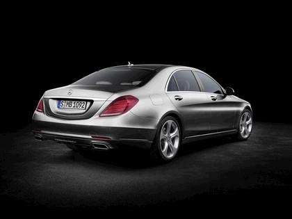 2013 Mercedes-Benz S-Klasse ( W222 ) 3