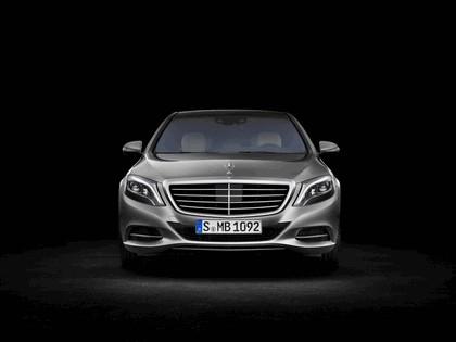 2013 Mercedes-Benz S-Klasse ( W222 ) 4