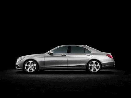 2013 Mercedes-Benz S-Klasse ( W222 ) 5