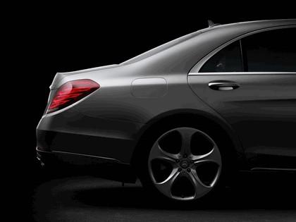 2013 Mercedes-Benz S-Klasse ( W222 ) 8
