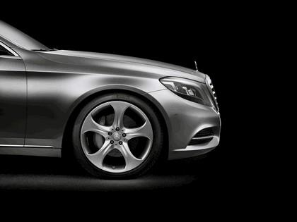 2013 Mercedes-Benz S-Klasse ( W222 ) 9