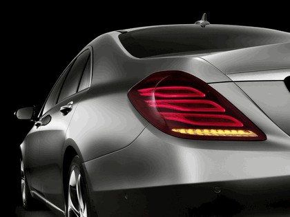 2013 Mercedes-Benz S-Klasse ( W222 ) 10
