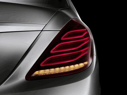 2013 Mercedes-Benz S-Klasse ( W222 ) 11