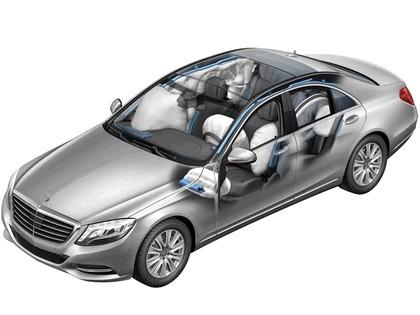 2013 Mercedes-Benz S-Klasse ( W222 ) 42