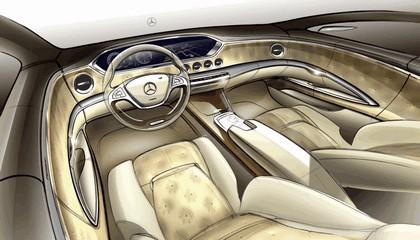 2013 Mercedes-Benz S-Klasse ( W222 ) 53