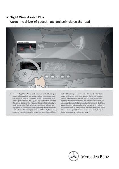 2013 Mercedes-Benz S-Klasse ( W222 ) 72