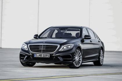 2013 Mercedes-Benz S 350 ( W222 ) BlueTEC 7