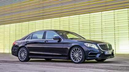2013 Mercedes-Benz S 350 ( W222 ) BlueTEC 1