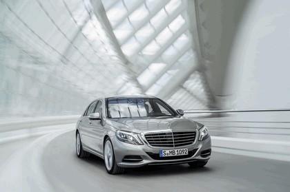 2013 Mercedes-Benz S 400 ( W222 ) Hybrid 3