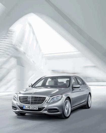 2013 Mercedes-Benz S 400 ( W222 ) Hybrid 4