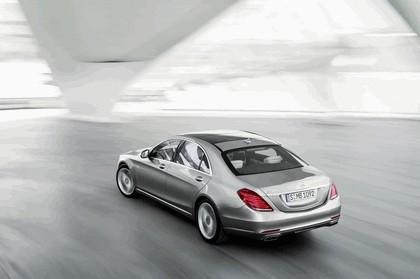 2013 Mercedes-Benz S 400 ( W222 ) Hybrid 6