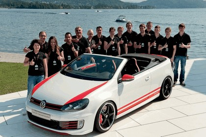2013 Volkswagen Golf ( VI ) GTI Cabriolet Austria 1