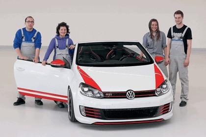 2013 Volkswagen Golf ( VI ) GTI Cabriolet Austria 4