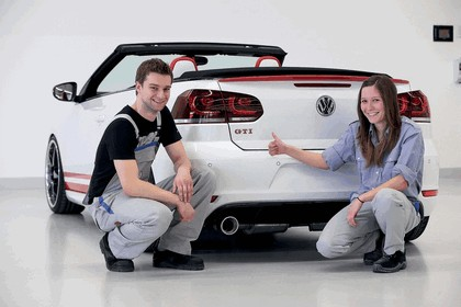 2013 Volkswagen Golf ( VI ) GTI Cabriolet Austria 5