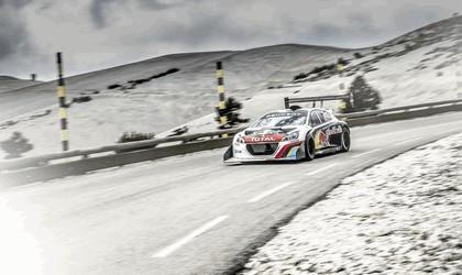 2013 Peugeot 208 T16 Pikes Peak - Mont Ventoux test 2