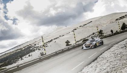 2013 Peugeot 208 T16 Pikes Peak - Mont Ventoux test 3