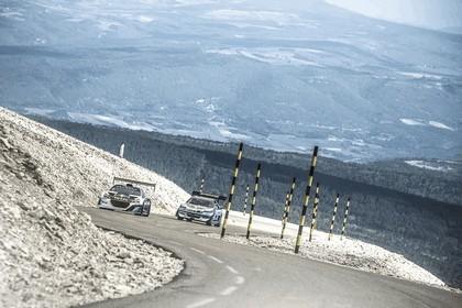 2013 Peugeot 208 T16 Pikes Peak - Mont Ventoux test 5
