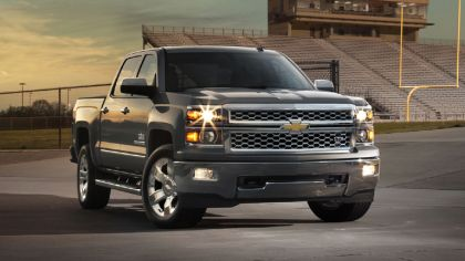 2014 Chevrolet Silverado Texas Edition 6