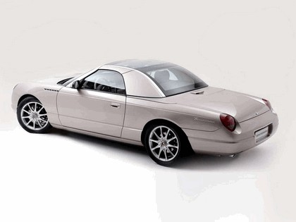 2003 Ford Thunderbird Retractable Glass Roof by Valmet 3
