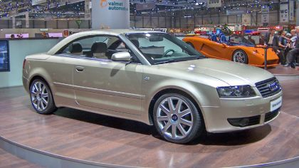 2004 Audi A4 Coupé Cabrio by Valmet 2