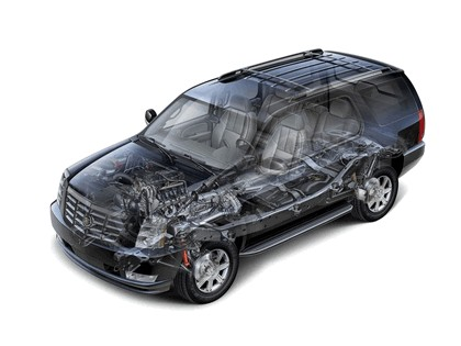 2007 Cadillac Escalade 30