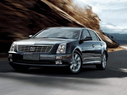 2007 Cadillac ShanghaiGM SLS chinese version 1