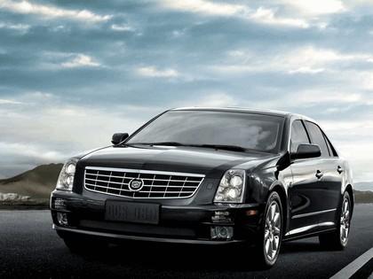 2007 Cadillac ShanghaiGM SLS chinese version 3