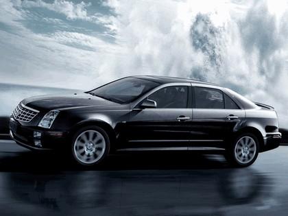 2007 Cadillac ShanghaiGM SLS chinese version 5