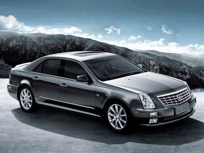 2007 Cadillac ShanghaiGM SLS chinese version 6
