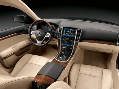 2007 Cadillac ShanghaiGM SLS chinese version 17