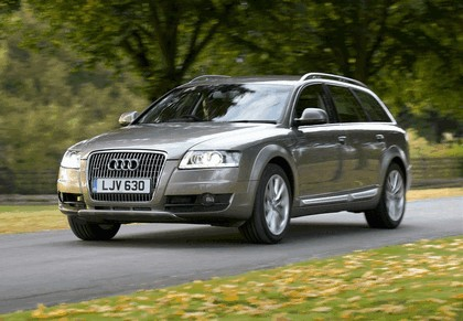 2009 Audi A6 allroad 2.7 TDI quattro - UK version 1