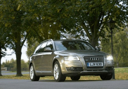 2009 Audi A6 allroad 2.7 TDI quattro - UK version 2
