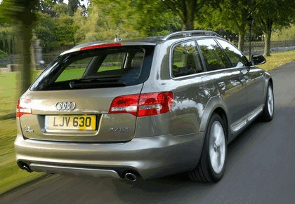 2009 Audi A6 allroad 2.7 TDI quattro - UK version 6
