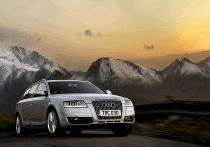 2009 Audi A6 allroad 2.7 TDI quattro - UK version 8