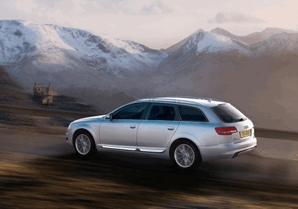 2009 Audi A6 allroad 2.7 TDI quattro - UK version 9