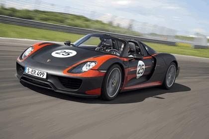 2013 Porsche 918 Spyder prototype 1