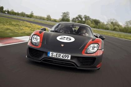2013 Porsche 918 Spyder prototype 2
