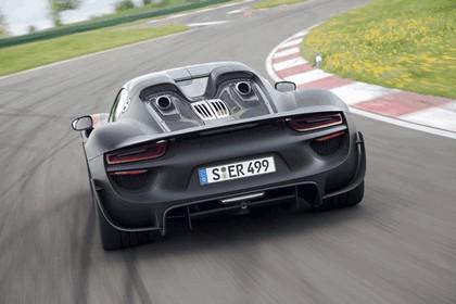 2013 Porsche 918 Spyder prototype 5